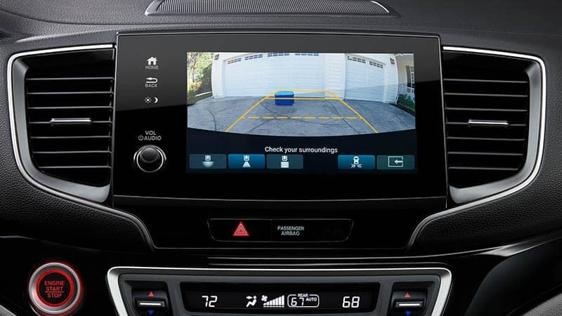 2019 Honda Pilot Rearview Camera