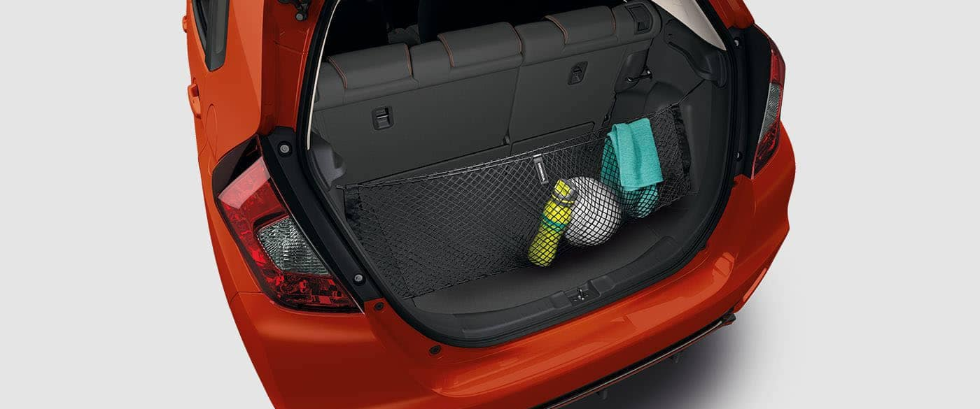2019 Honda Fit Cargo Net