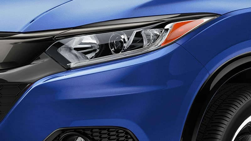 2019 Honda HR-V LED Daytime Running Lights