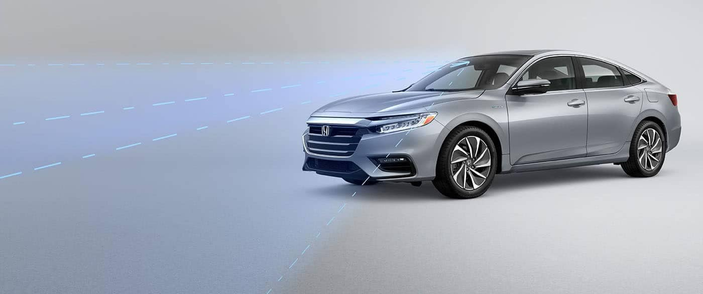 2019 Honda Insight Road Departure Mitigation System