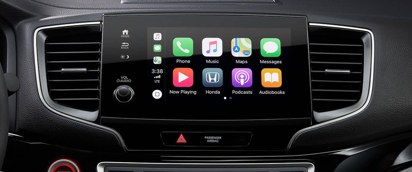 2019 Honda Pilot Apple Carplay