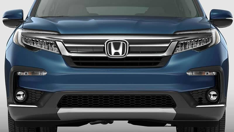2019 Honda Pilot LED Headlights