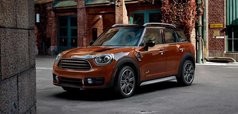 Mini-Countryman-Model