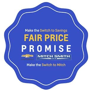 Fair Price Promise