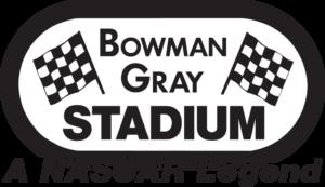 bowman gray stadium logo
