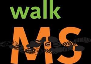 Walk MS logo