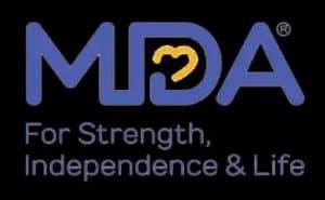 MDA strength logo