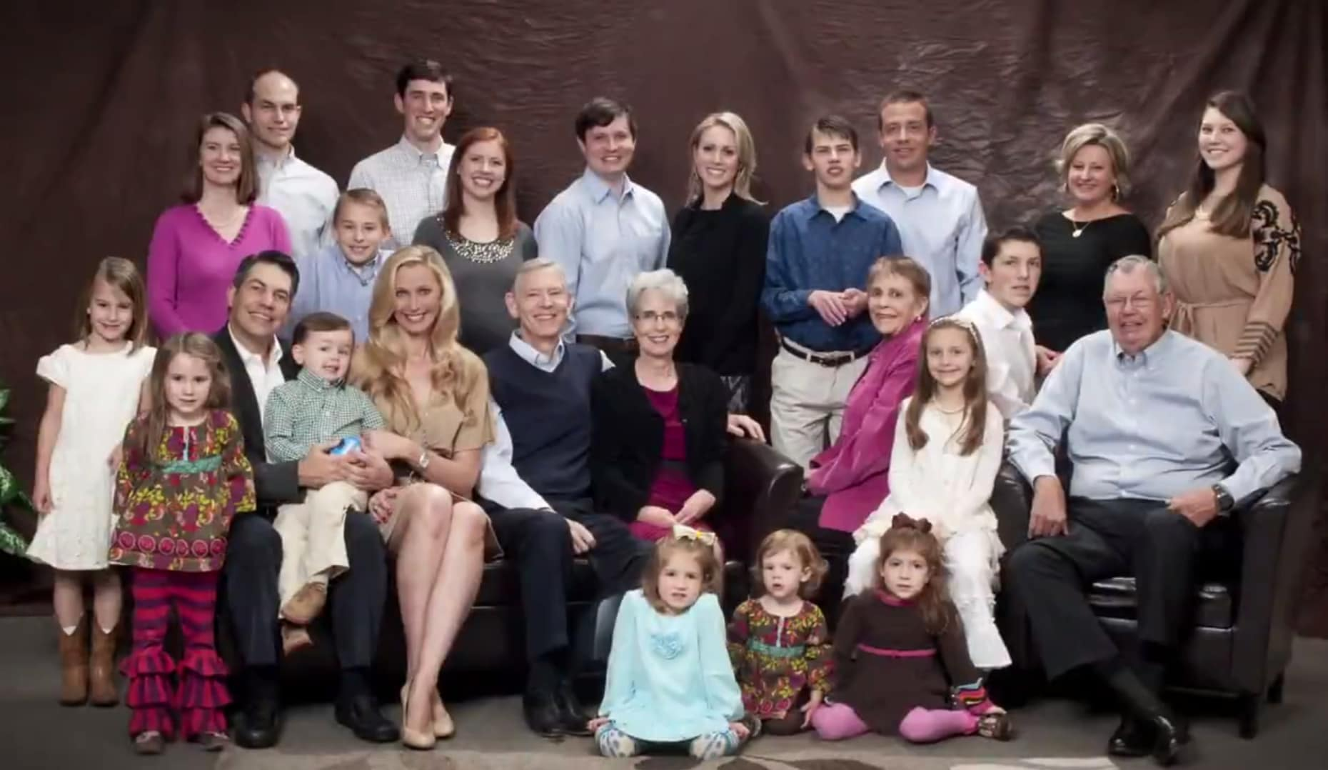 Modern Automotive family photograph