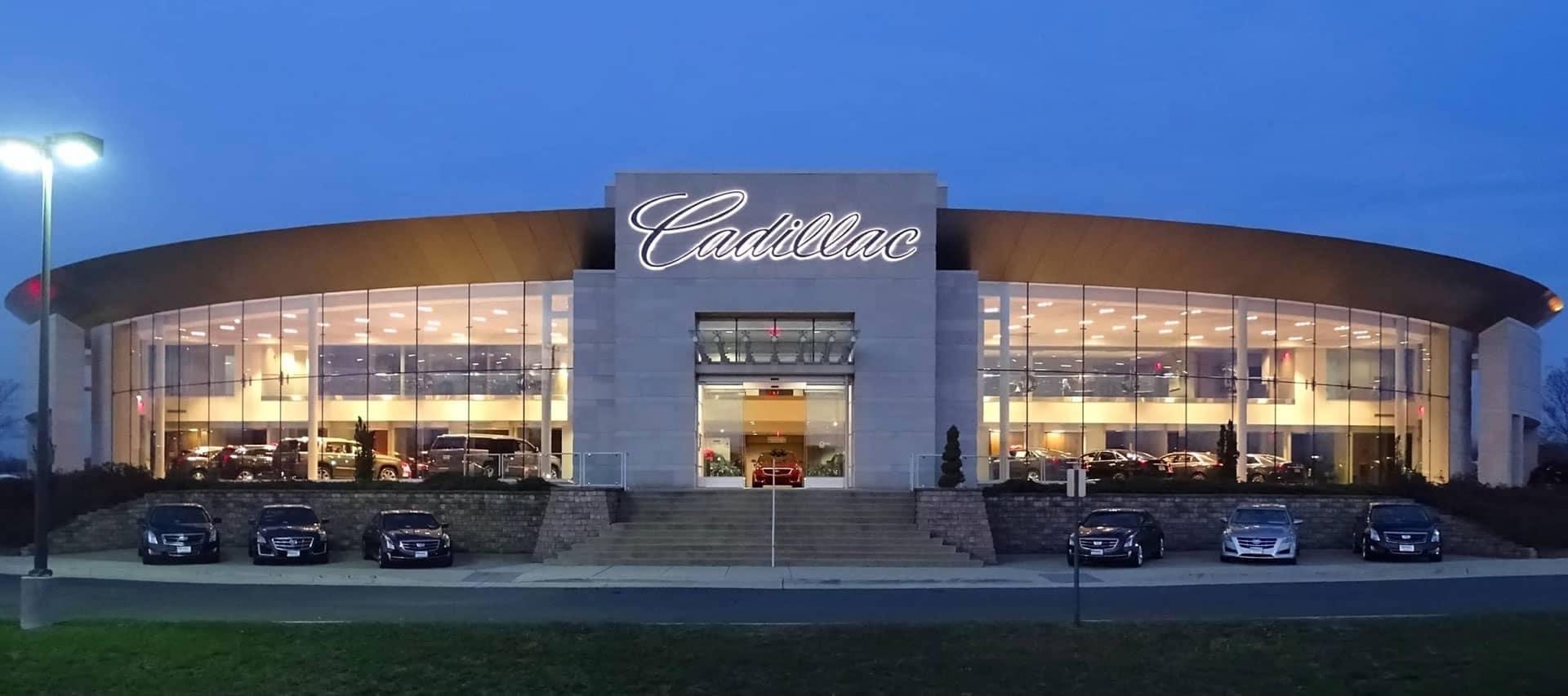 Moore Cadillac Chantilly