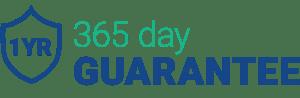 Shield 365 guarantee icon