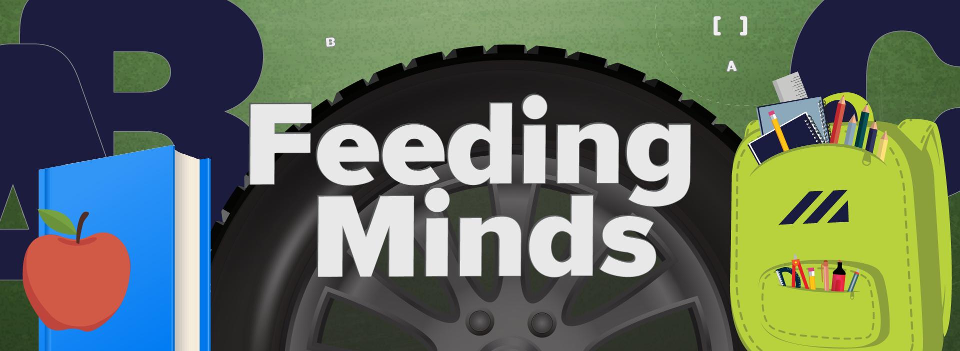 Feeding Minds banner