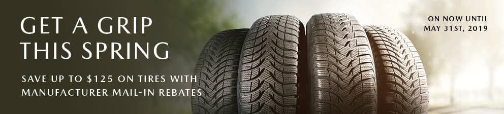 Spring Tire Promo