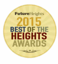 best of heights award icon