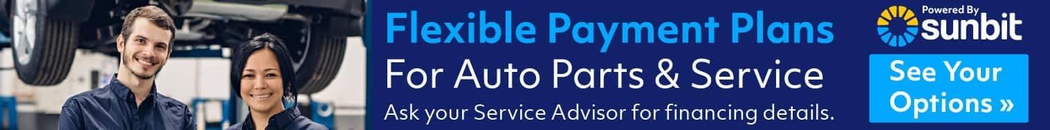Service Parts Financing
