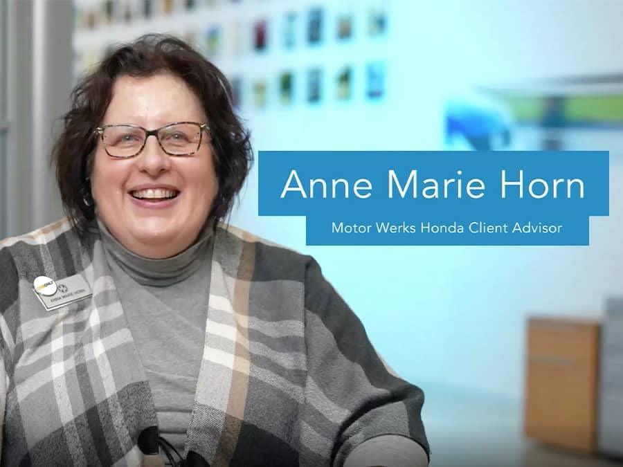 Anne Marie Horn