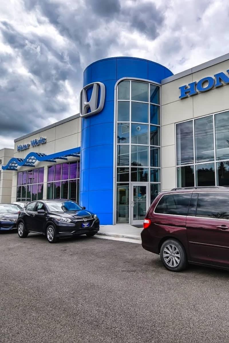 Motor Werks Honda