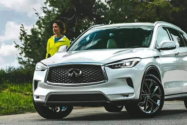 INFINITI Home Delivery