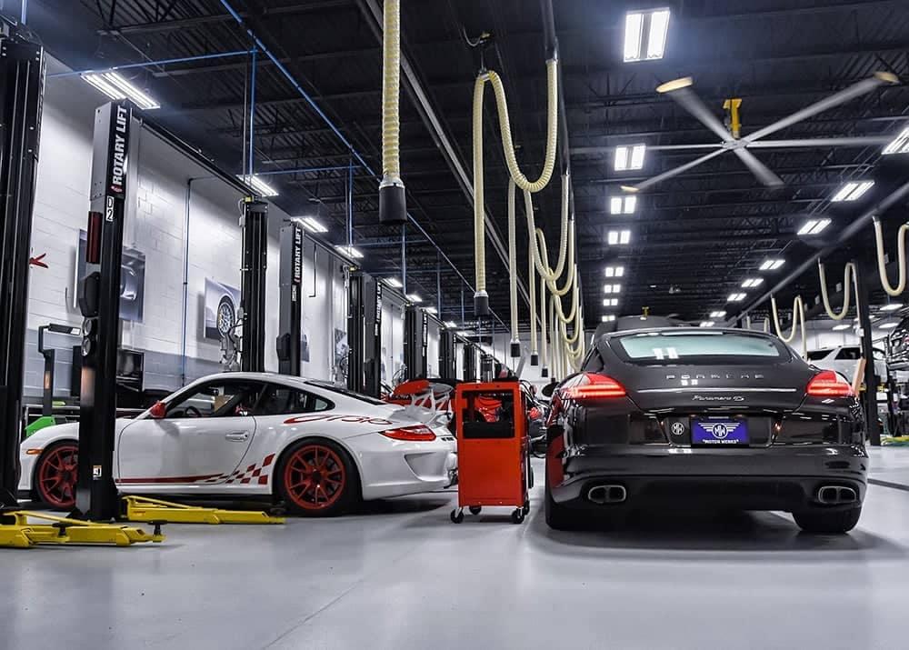 Porsche Barrington Service
