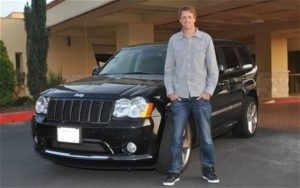 Celebrity Jeeps