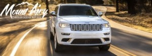 The Jeep Grand Cherokee