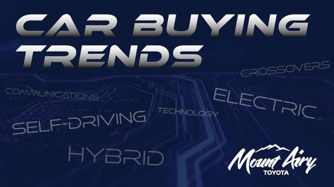 Car Buying Trends