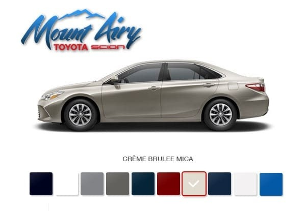 2016 New Camry