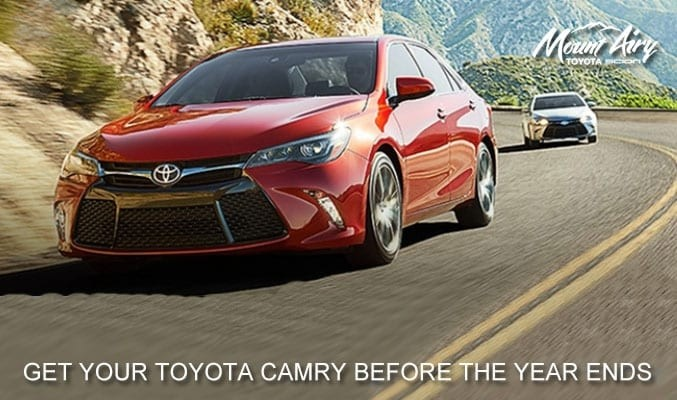 Camry Year End