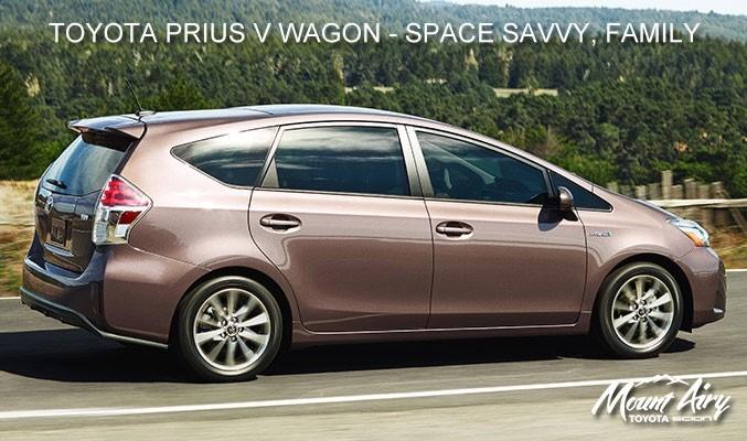 Prius V Wagon