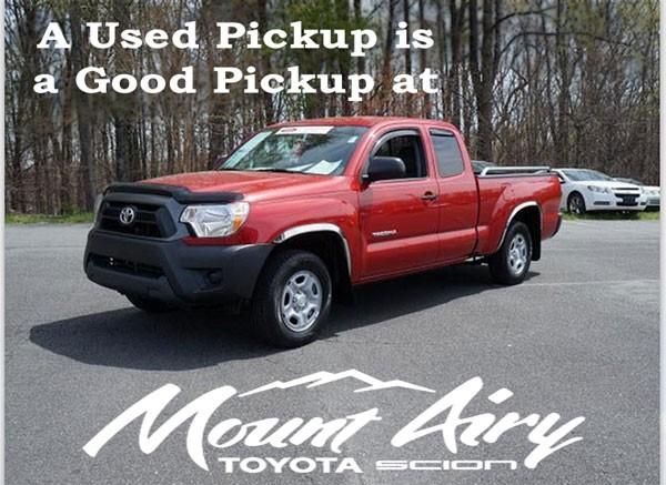 Used Pickups