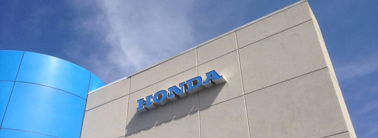 Mt. Kisco Honda dealership building.