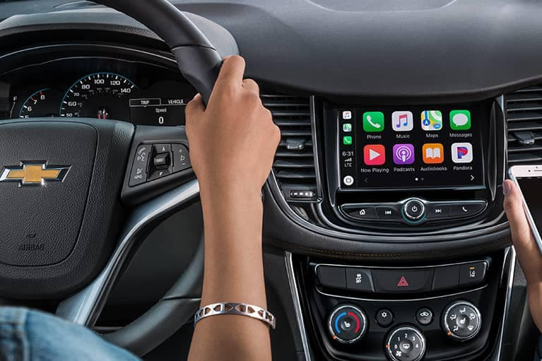 2020 Chevrolet Trax Interior Dashboard