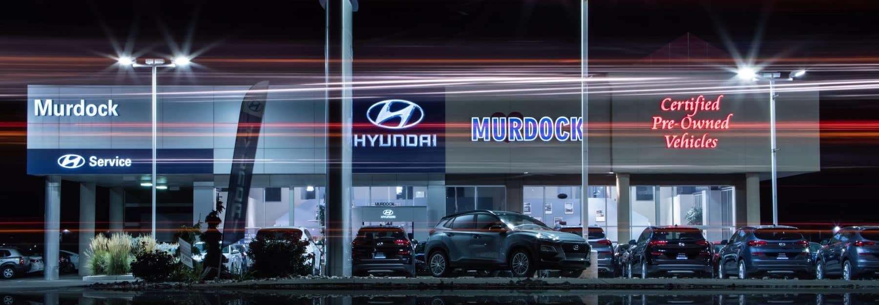Murdock Hyundai of Logan