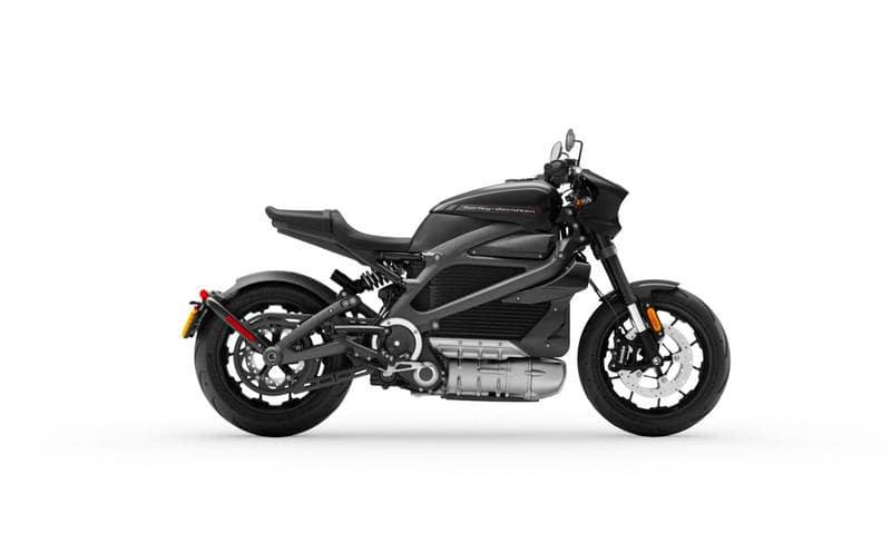LiveWire Motorcycle Black
