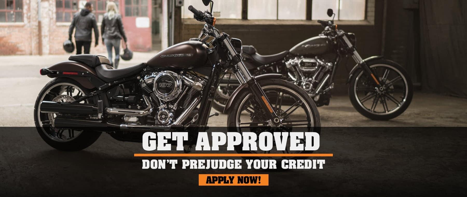 Get Approved - Don't Prejudge Your Credit