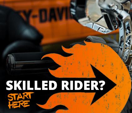 Skilled Rider