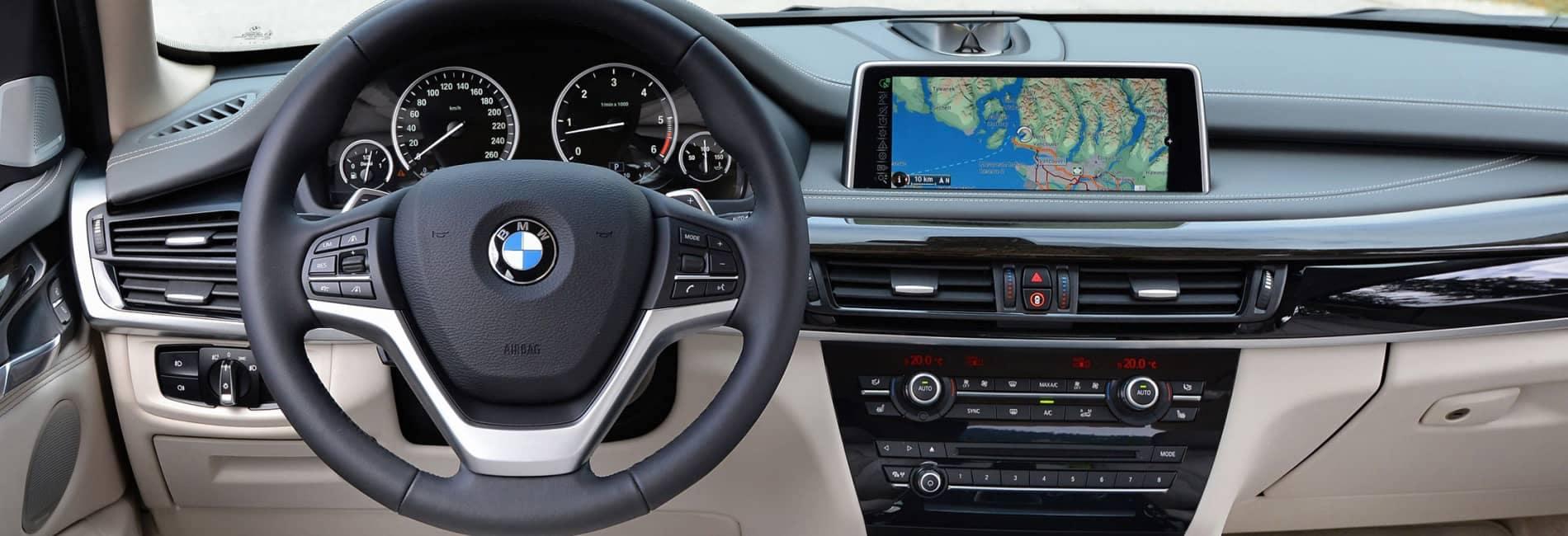 BMW-Dashboard