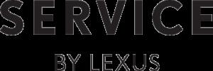 Service by Lexus Logo