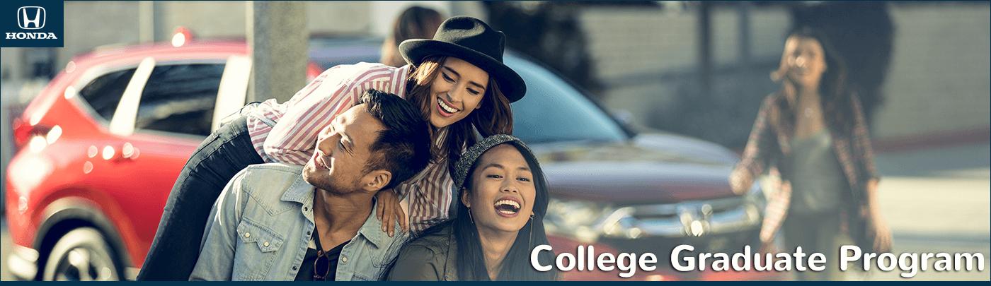 New England Honda Dealers College Graduate Program
