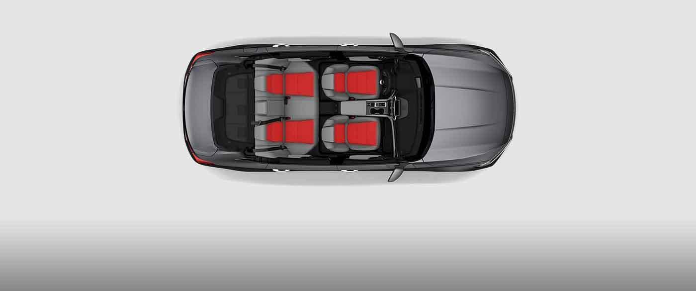2018 Honda Accord Heated Front and Rear Seats