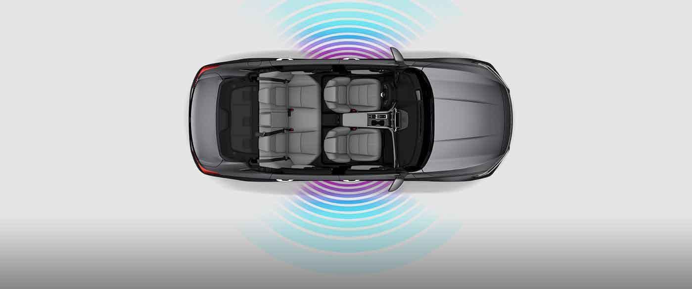 2018 Honda Accord Sedan Mobile Hotspot