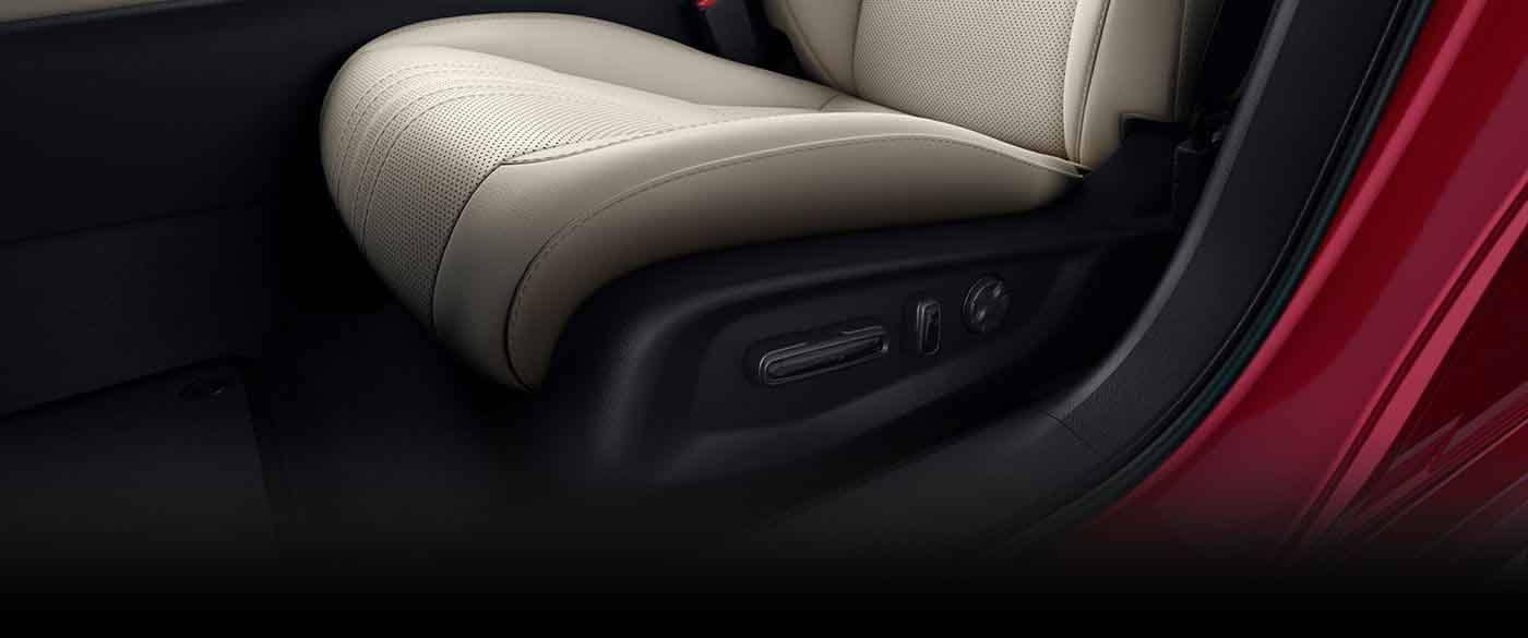 2018 Honda Accord Sedan Power Adjustable Seats