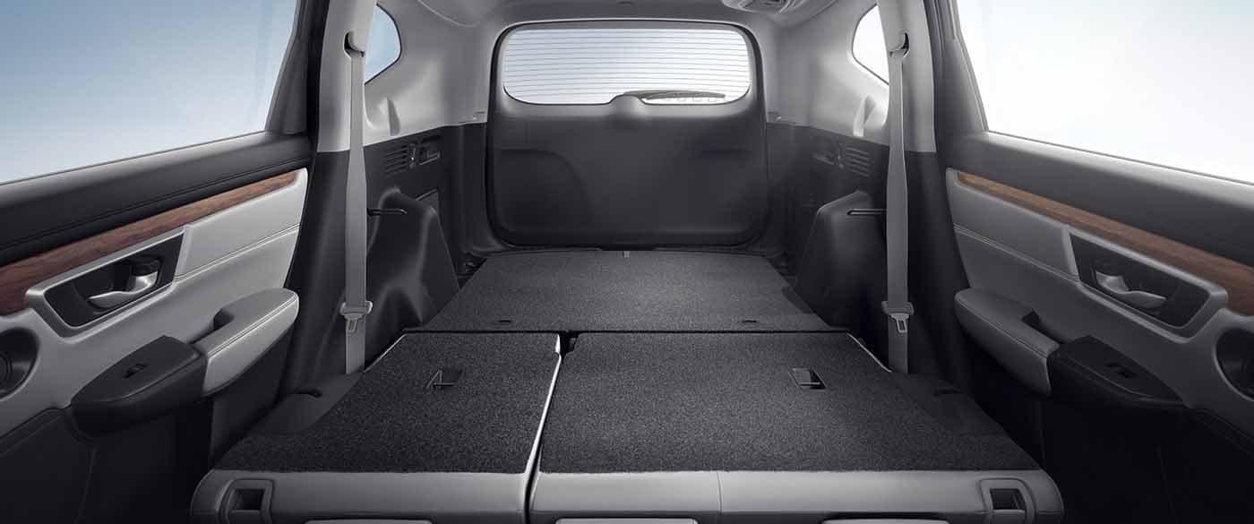 2018 Honda CR V Cargo Area Full Space