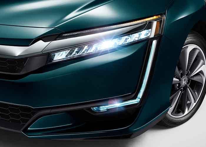 2018 Honda Clarity Plug In Hybrid 500 LED Headlights