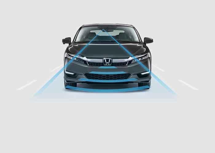 2018 Honda Clarity Plug In Hybrid Adaptive Cruise Control