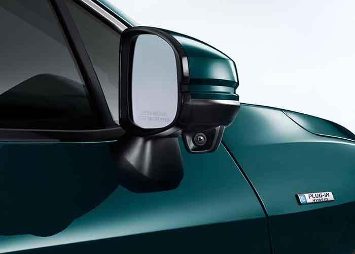 2018 Honda Clarity Plug In Hybrid Honda Lanewatch