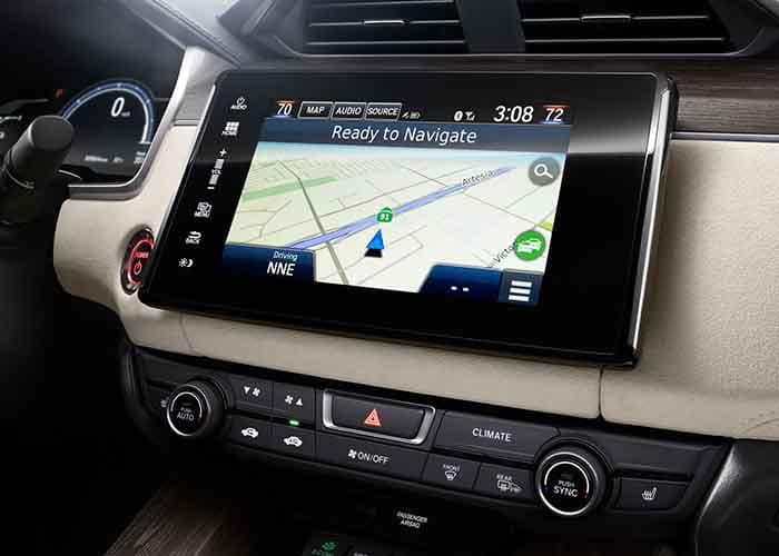 2018 Honda Clarity Plug In Hybrid Navigation System
