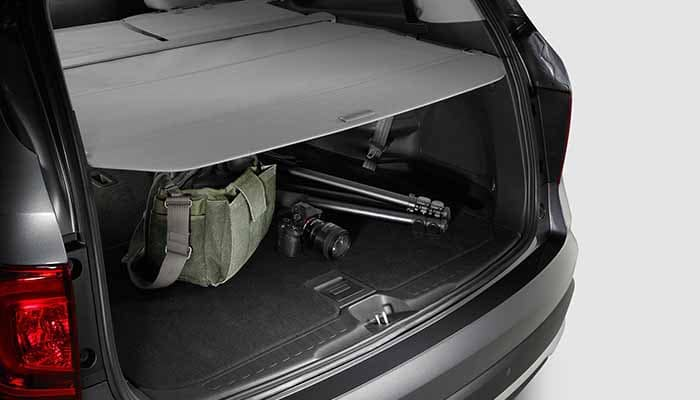 Cargo Space of the 2018 Honda Pilot