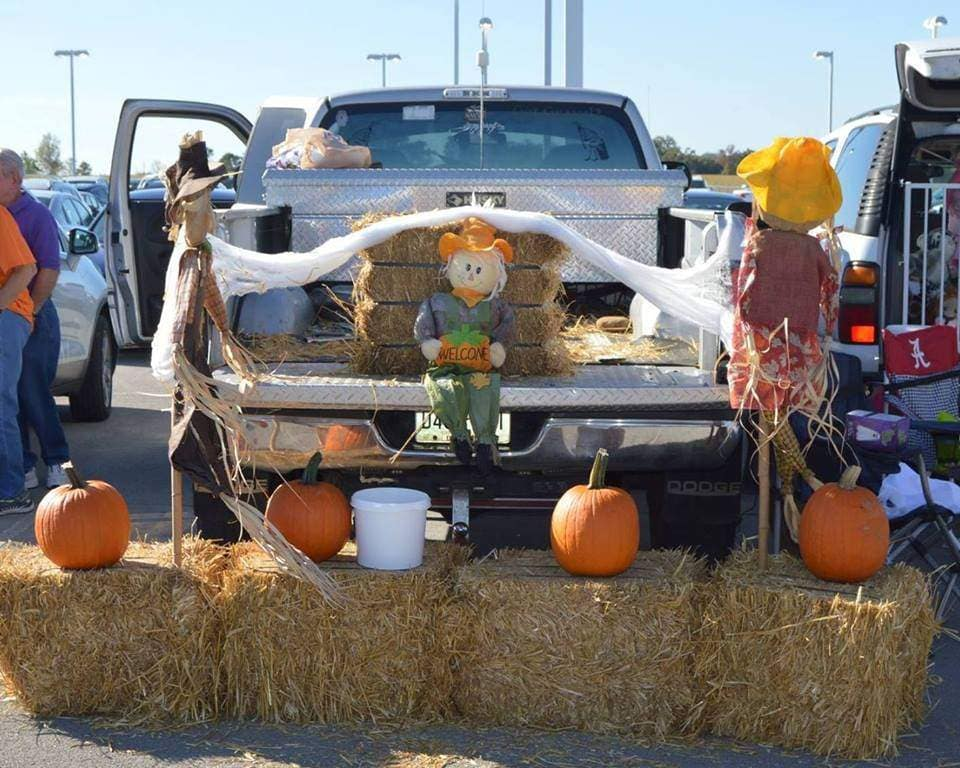 Trunk or treat shelbyville