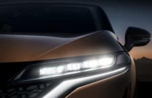 2022 Nissan Ariya Coming 2021