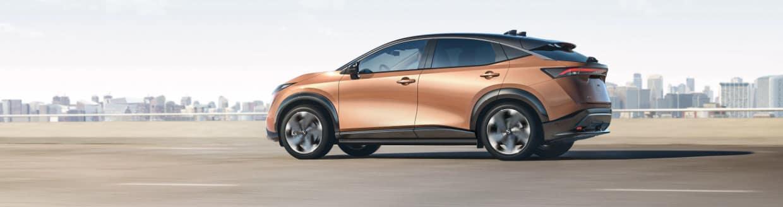 2022 Nissan Ariya Coming to Nissan Elk Grove